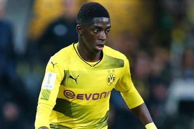 Dortmund : la suspension de Dembélé prolongée !