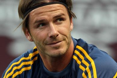 Transfert : Beckham pose ses conditions