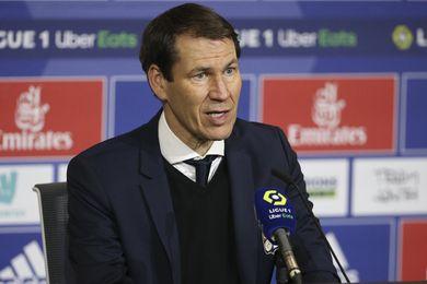 un club de Premier League contacte Rudi Garcia